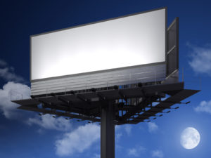 Outdoor advertising Houston